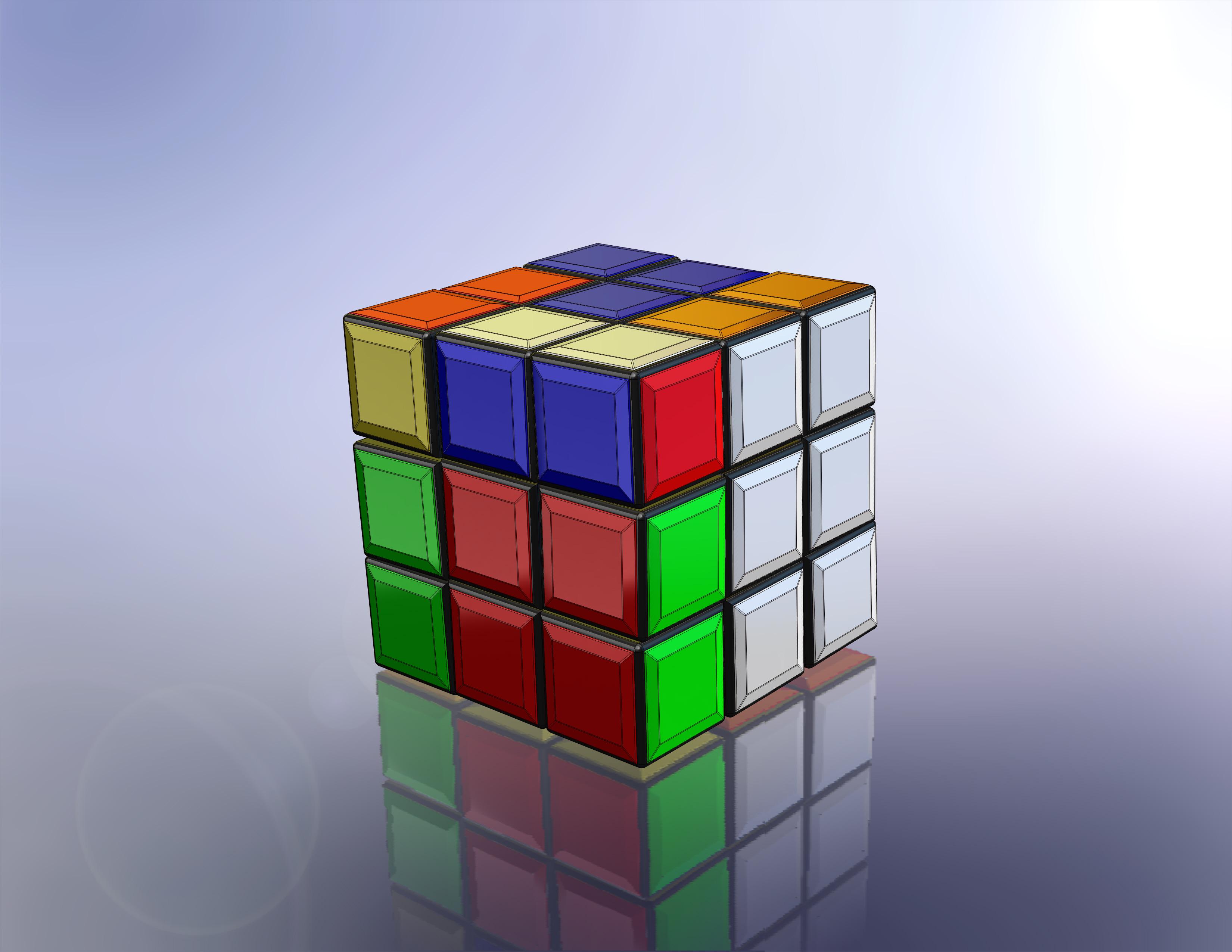 Cube3ds 3d model free