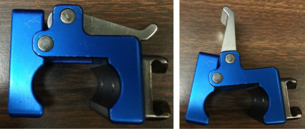 NASA Handrail Clamp Assembly Challenge   Engineering & Design Challenges   GrabCAD
