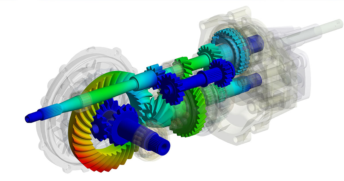 ansys mechanical fea