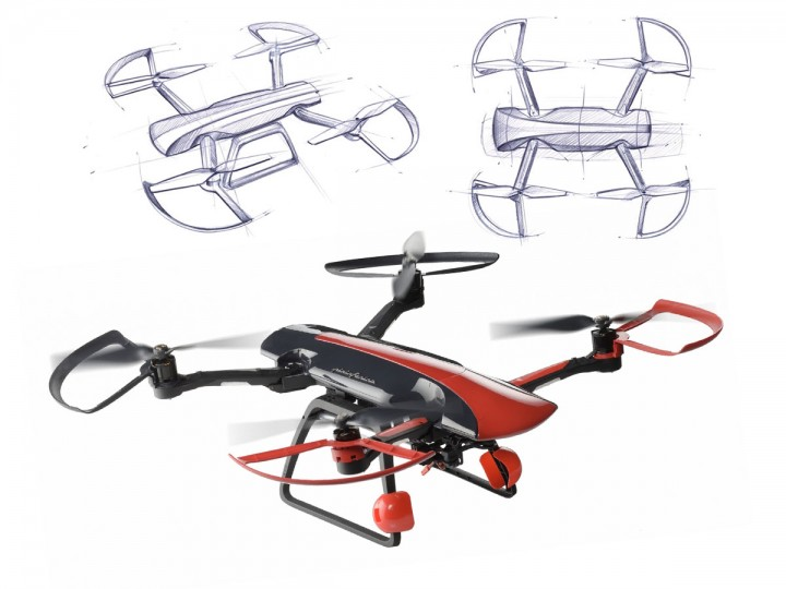Drones Design | Discussions | GrabCAD Groups