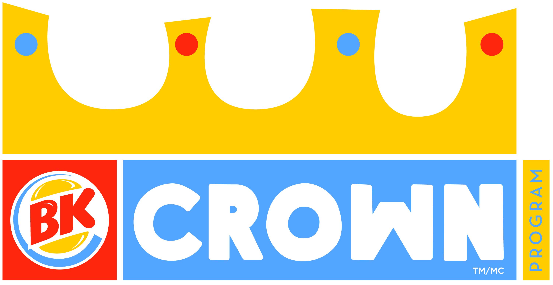 BK CROWN PROGRAM LOGO