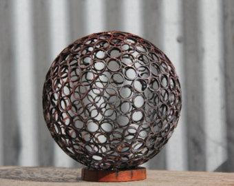 Create A Sphere With Rings In Solidworks Grabcad