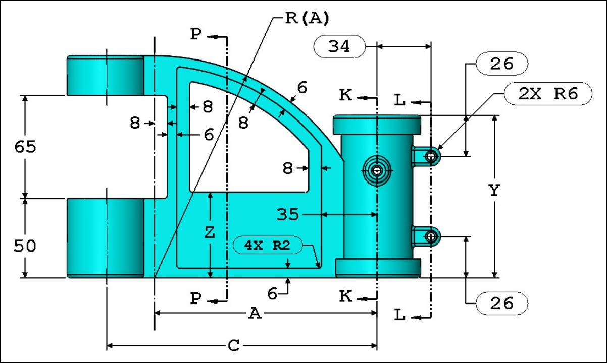 please model this in solidworks and let know the weight