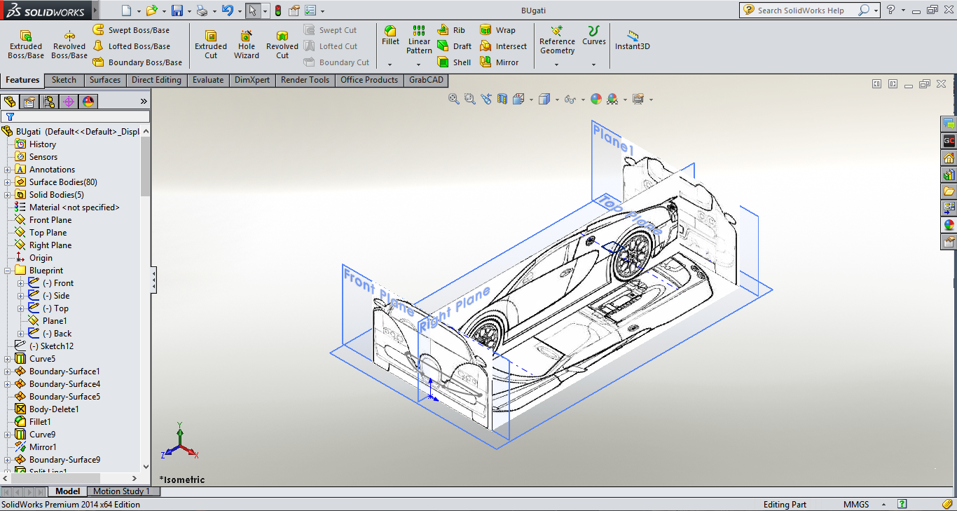 Getting started with a CAR design in Solidworks | GrabCAD