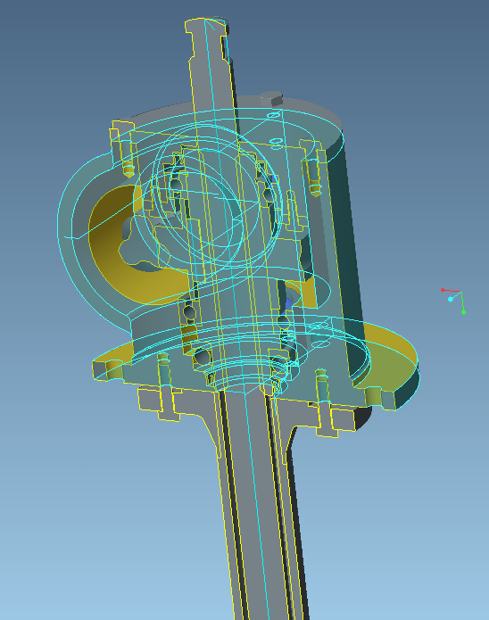 What is skeleton Model in Creo? | GrabCAD Questions