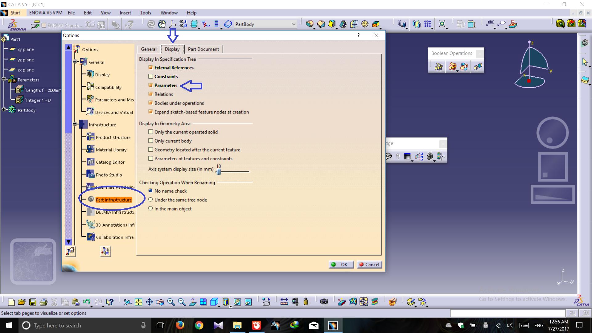 Parametric Design in CATIA V5   GrabCAD Tutorials