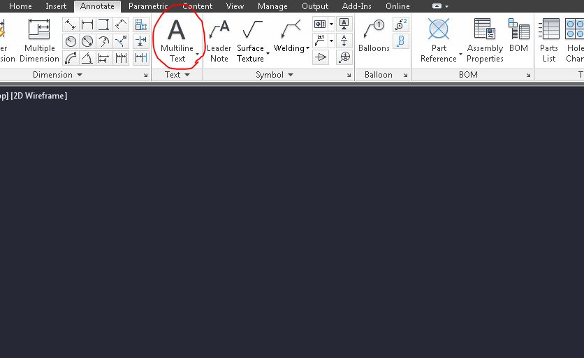 How To Insert A Symbol In Autocad Grabcad Tutorials