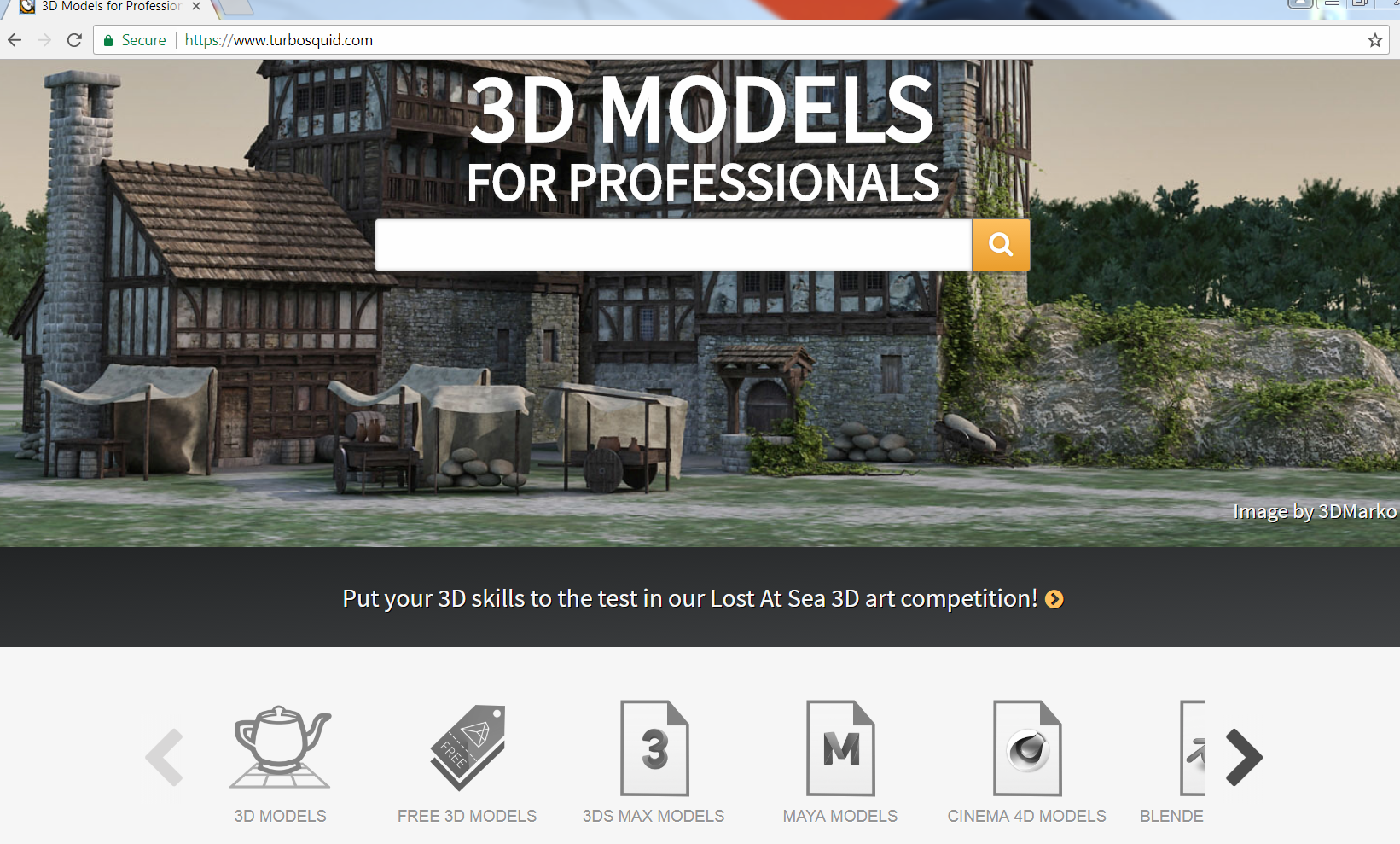 Any great to place for a beginner to sell 3d models online