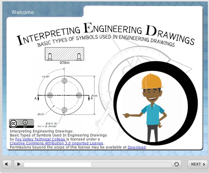 Basic Symbols Used In Engineering Drawings Grabcad Tutorials