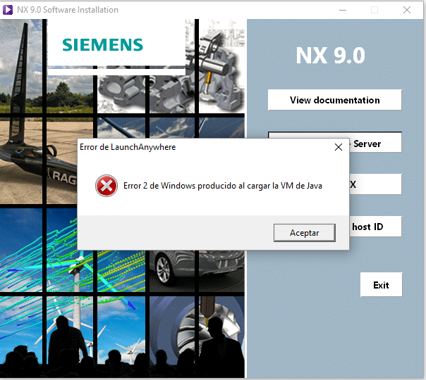 How To Install Siemens PLM Server For NX 9.0