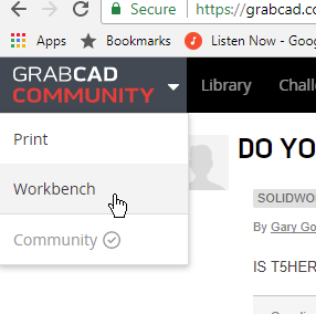DO YOU HAVE A DOWNLOADABLE FILE ARCHIVE | GrabCAD Questions