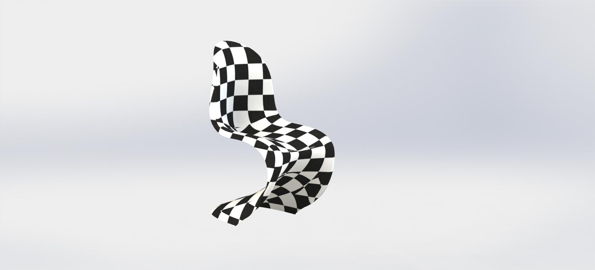 Solidworks Online Course-Designing a Panton S chair|Spline, pierce ...