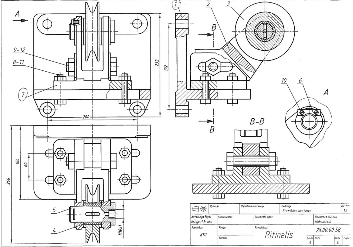 Complicated Drawing Grabcad Questions