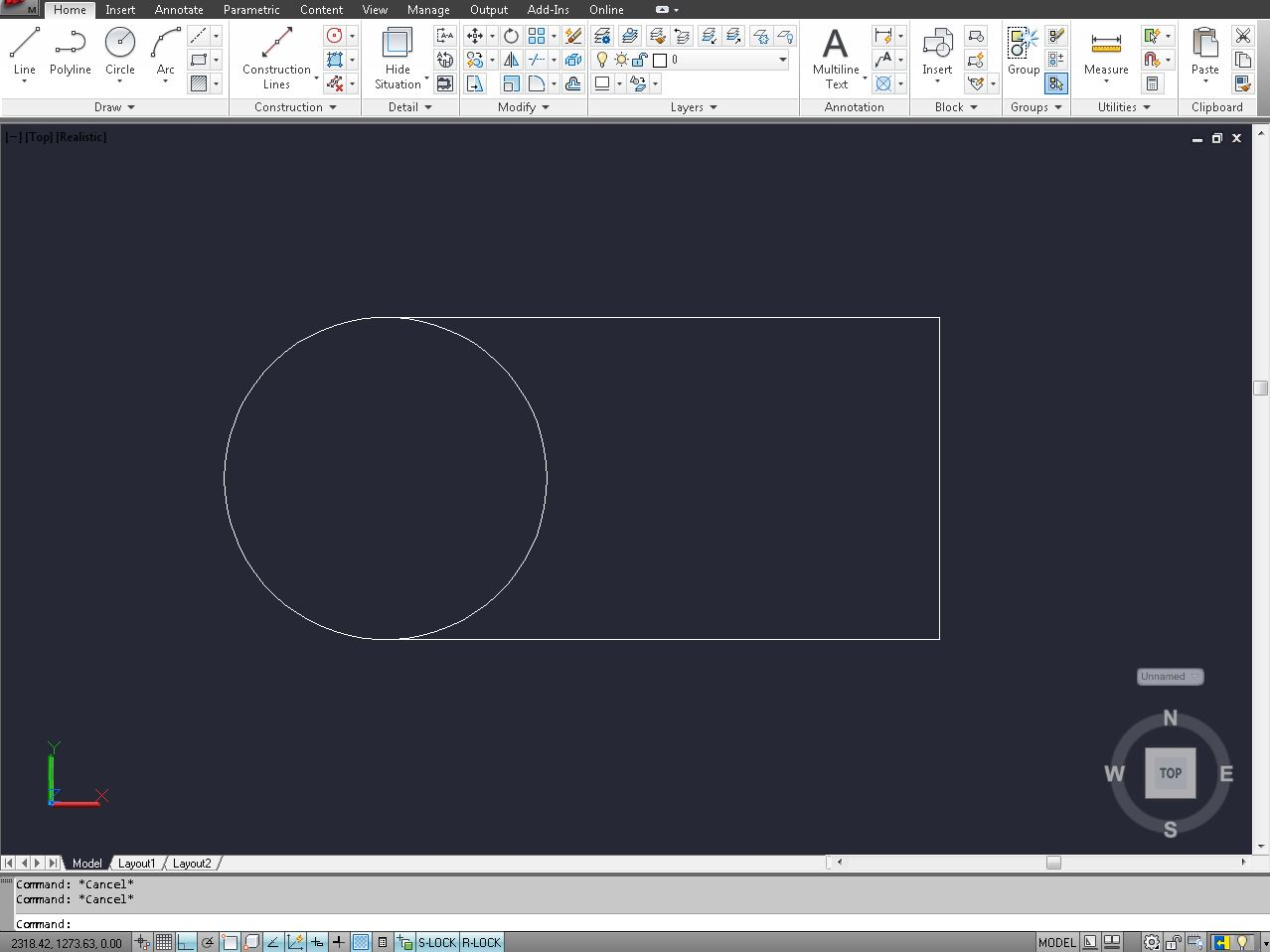 Break tool in AutoCAD | GrabCAD Tutorials