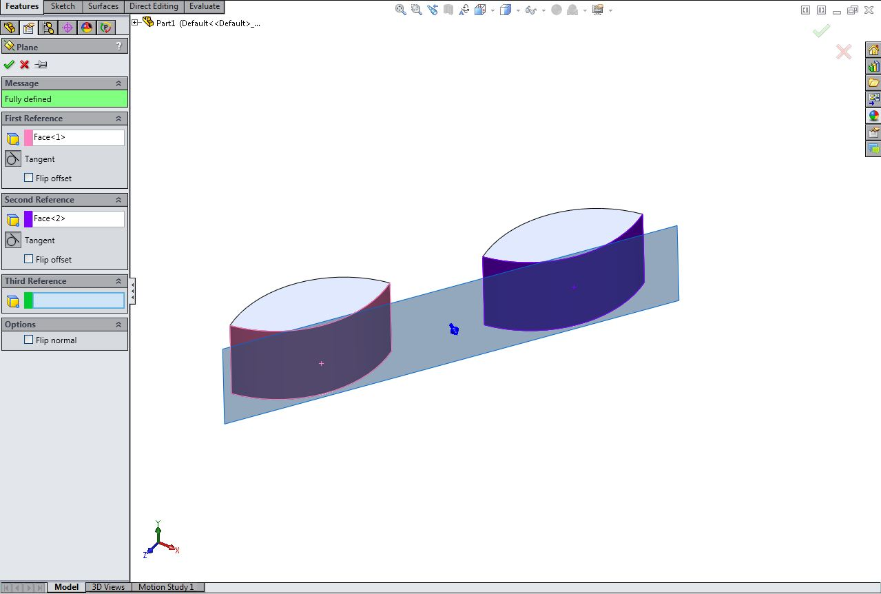 Learn How to Create a Plane in SOLIDWORKS | GrabCAD Tutorials