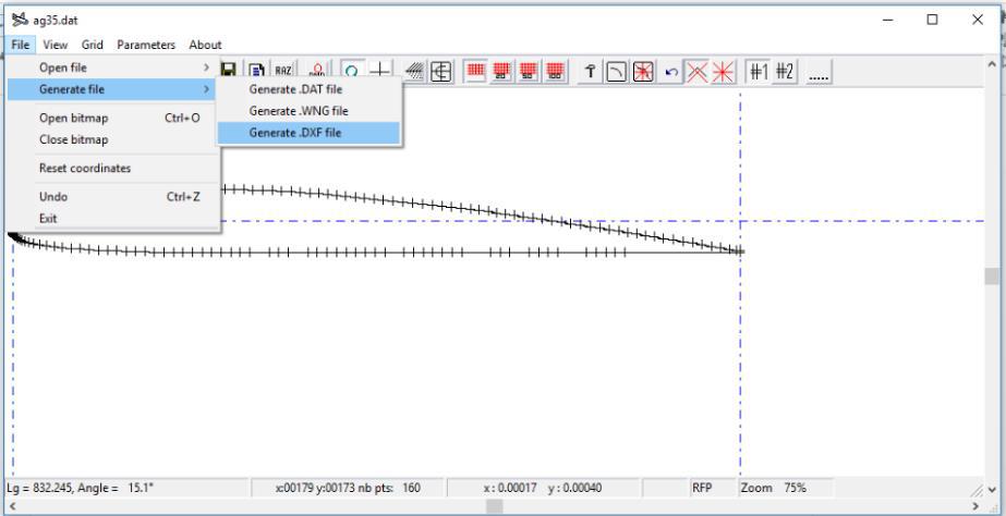 Importing Airfoil to CATIA V5   GrabCAD Tutorials