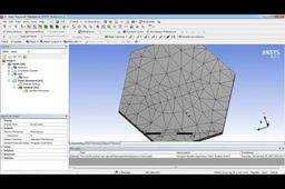 Pinch tool in ANSYS - Tutorial | GrabCAD Tutorials
