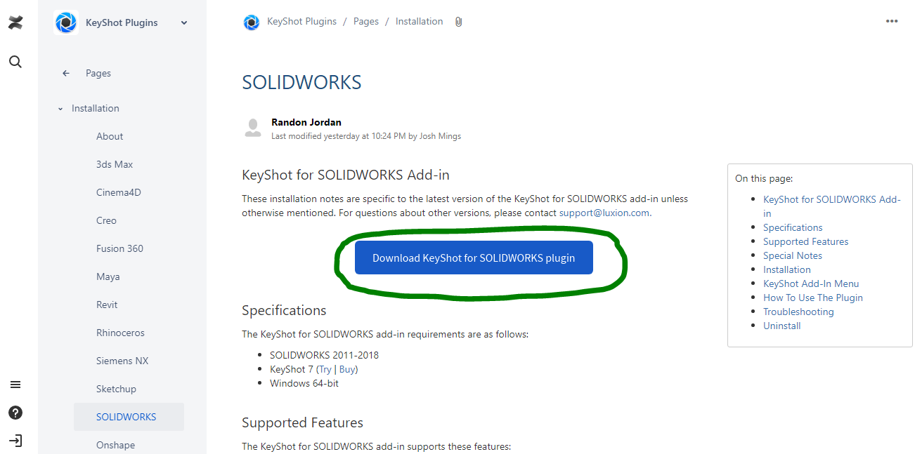 Configuring SolidWorks with Keyshot | GrabCAD Tutorials