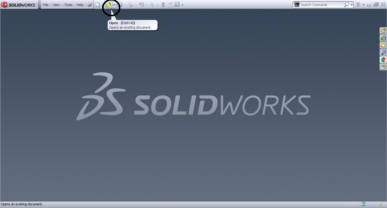 Convert STL Graphics to a Solid Model in SOLIDWORKS