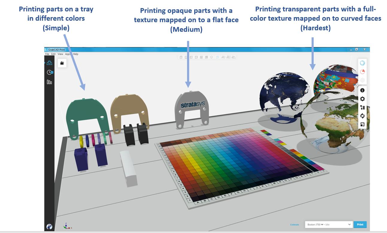 How to 3D Print in Full Color (Part 1) | GrabCAD Tutorials