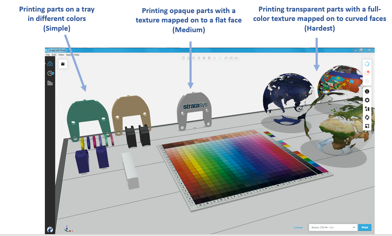 To Learn Even More About The Possibilities Of Clear And Texture Combinations Color 3D Printing Check Out This Helpful Guide