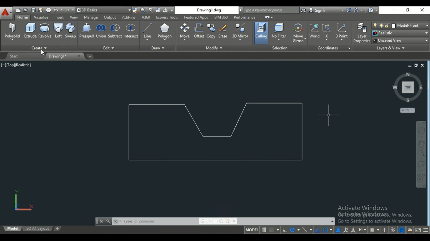 EXTRUDE COMMAND IN AUTOCAD | GrabCAD Tutorials