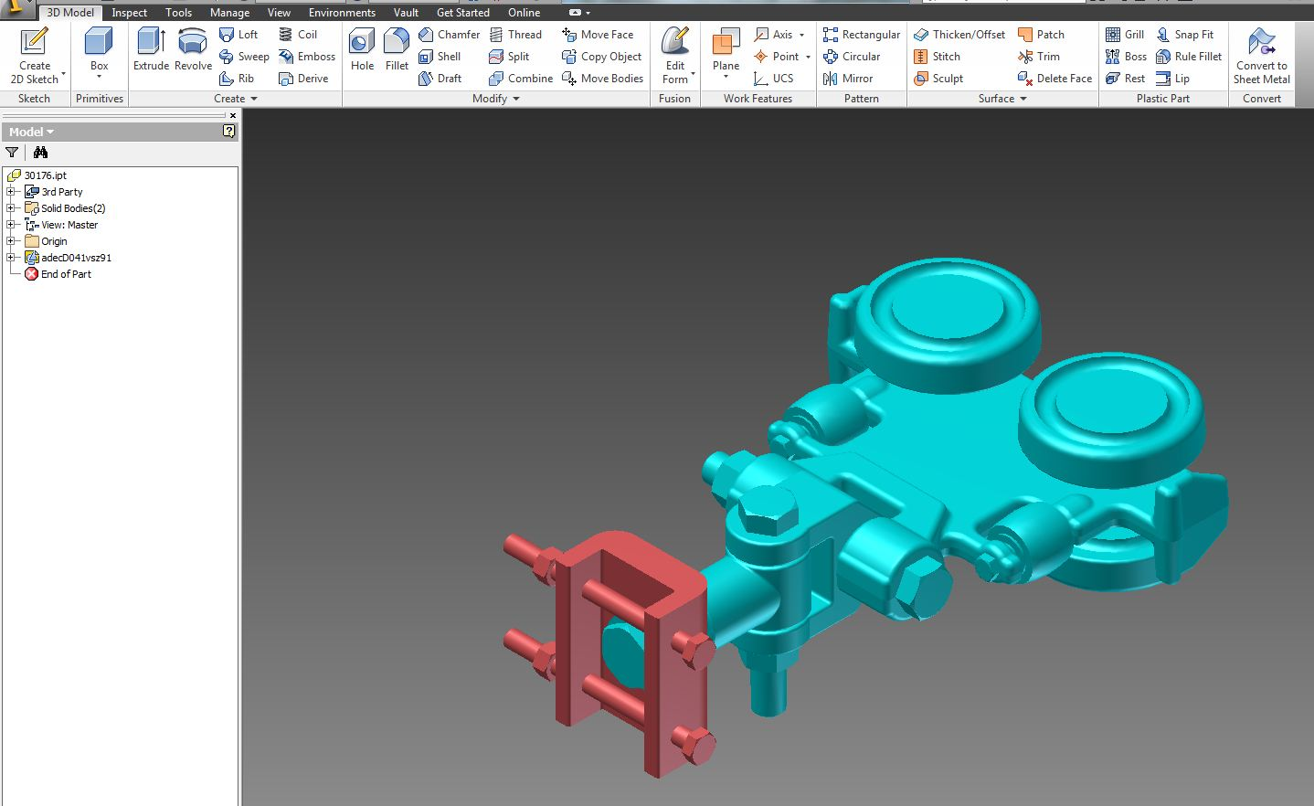 How do i rotate 3d parts in an inventor part file grabcad jpg ccuart Image collections