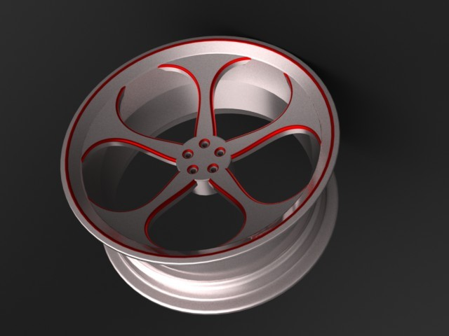car rims tutorial how to create car rims in solidworks grabcad