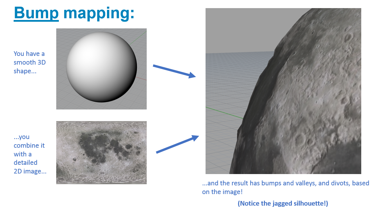3d Globe Map Bump Map.How To Create Incredibly Complex Textured Shapes For 3d Printing