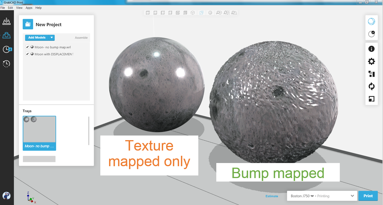 How to Create Incredibly Complex Textured Shapes for 3D