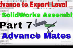Solidworks 2014 tutorial | smart mates youtube.