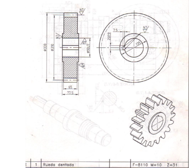 Tutorial Making Spur Gear In Autocad also Bevel Gear Calculations Pdf likewise 2d Drawing also R2VhciBEcmF3aW5ncw additionally 2. on spur gears cad drawings