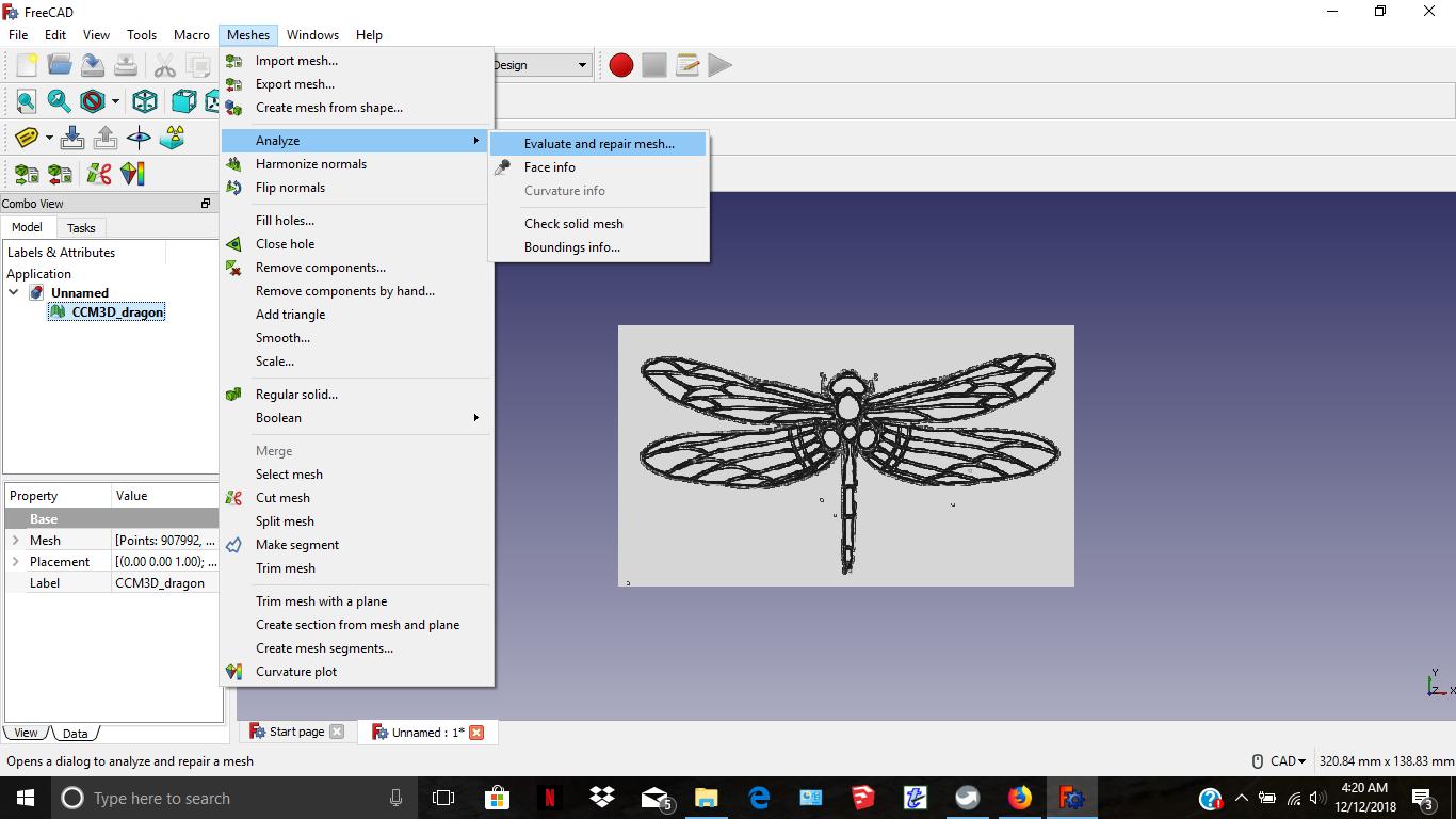 Freecad - repairing 3D files for 3D printing  | GrabCAD Tutorials
