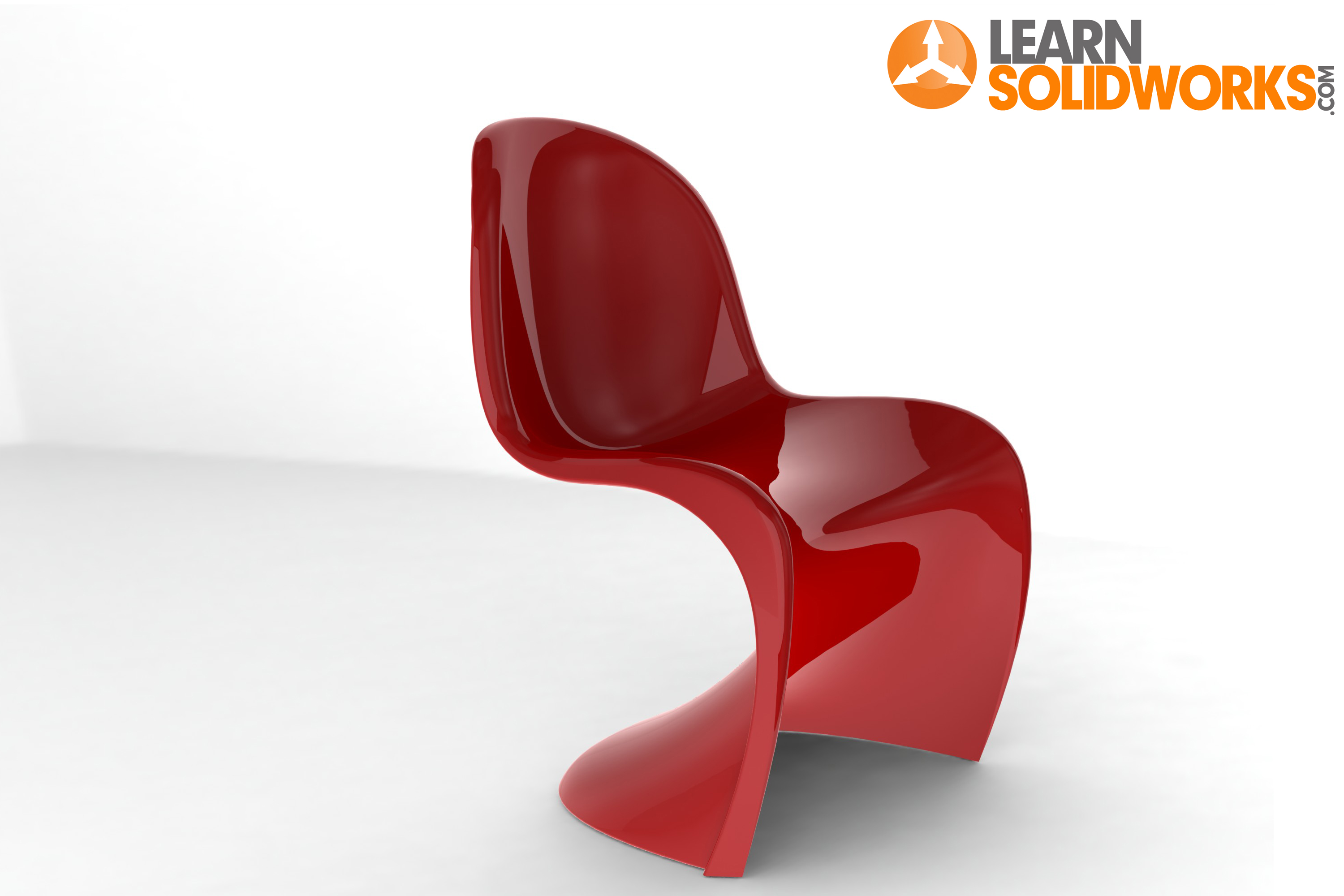 how to model a panton chair in solidworks grabcad questions