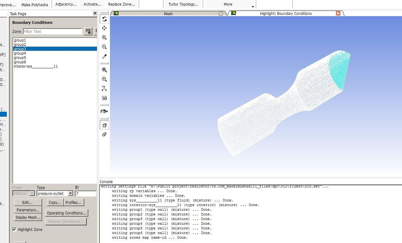 Parametric Analysis in ANSYS Workbench Using ANSYS Fluent