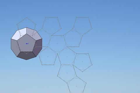 How to Construct Geometrical Solids, Dodecahedron | eHow
