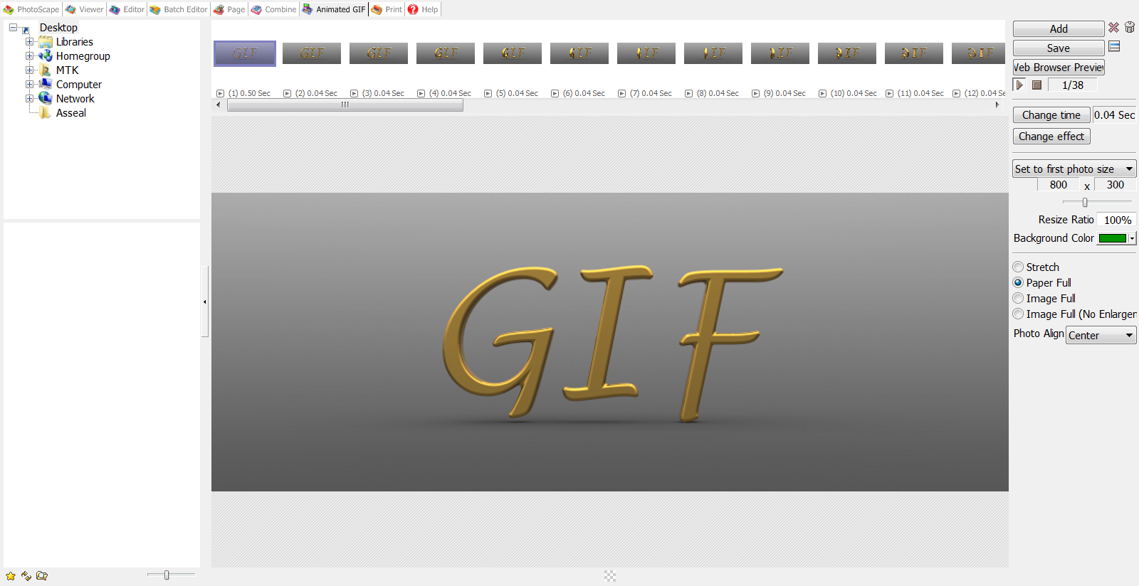 How to save your animations as GIFs in SolidWorks   GrabCAD