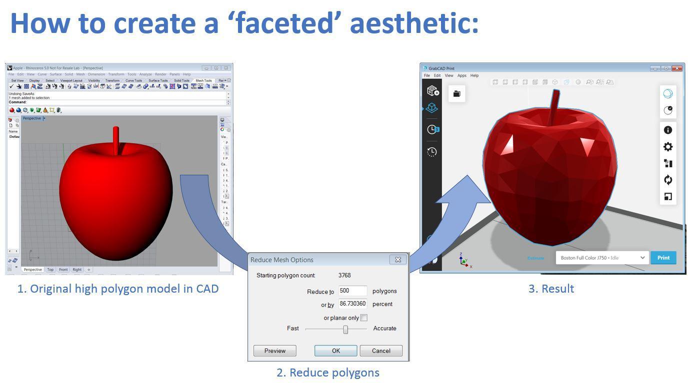 How to 3D Print Complex, Semi-Random Lattice Structures