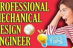 How To Become Professional Mechanical Design Engineer In Just 6 Months To Get The Job Of Your Dream Grabcad Tutorials