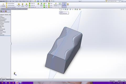 how to get 8 gestures on solidworks
