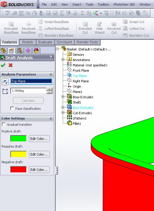 Tutorial: SolidWorks Mold Tools | GrabCAD Tutorials