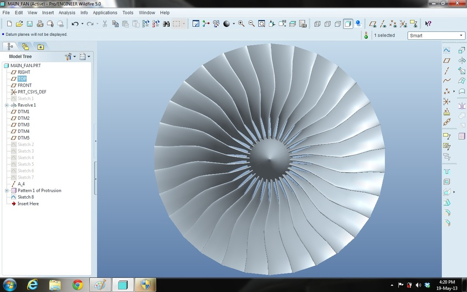 Add Your Answer To How To Model Turbine Rotor In Solidworks