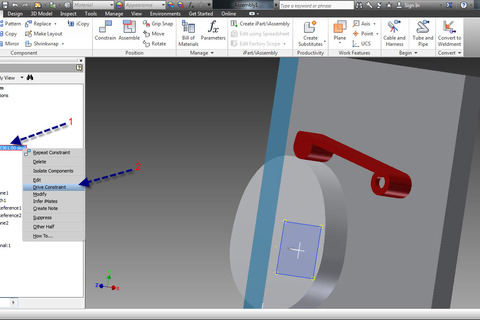 autodesk inventor plane tutorial with Tutorial How To Make A Cam Work In Autodesk Inventor on Autodesk Inventor Tutorrial Work Planes together with Conic Curves Siemens Nx additionally Autodesk Inventor Beginners Tutorial Extruding A Simple Cube as well Download Autodesk Inventor Tutorials 421744 furthermore Glass Bracket Part 1 Body Part Seri Tutorial Autodesk Inventor.