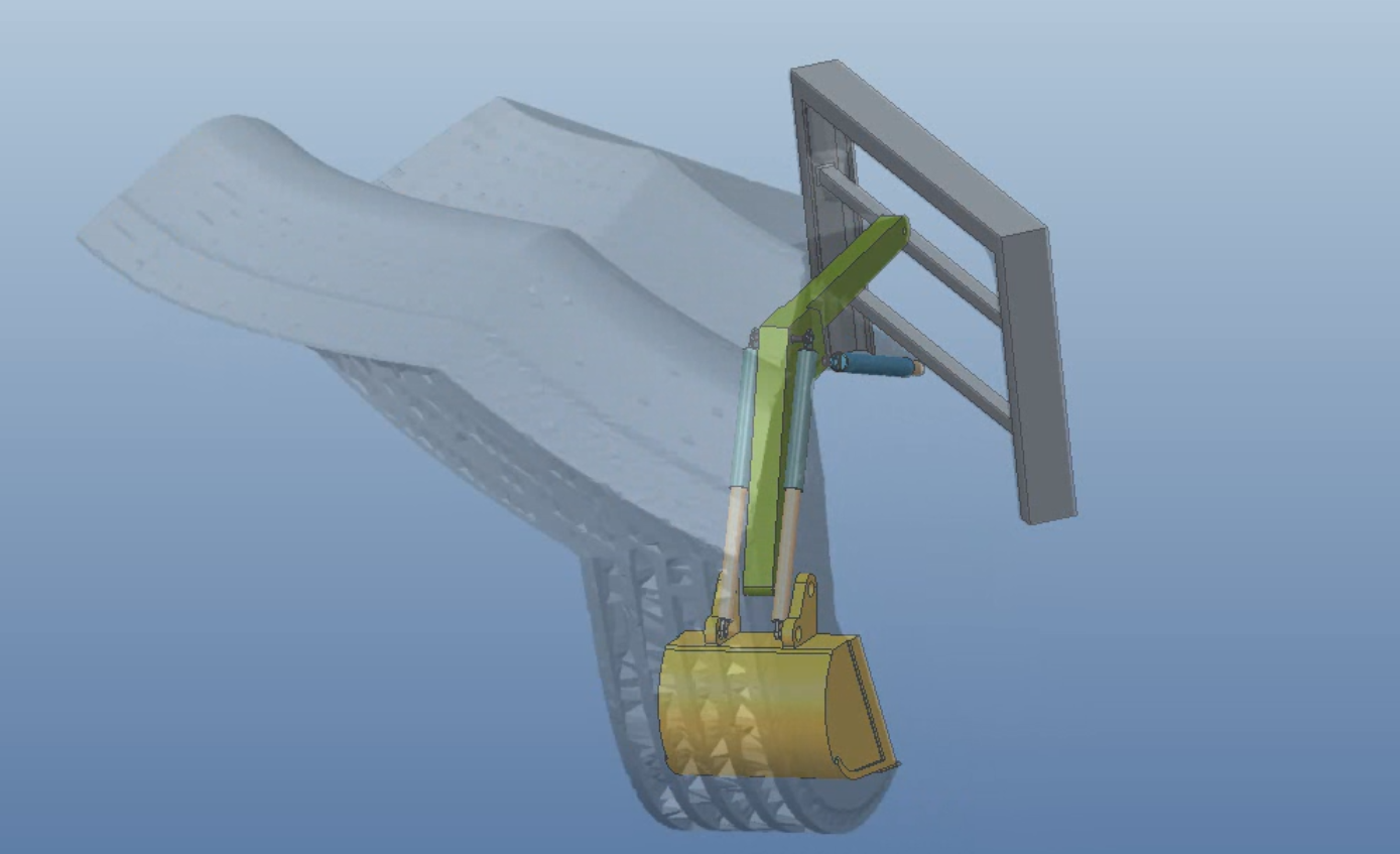 Tutorial: How to create motion envelope model with PTC Creo