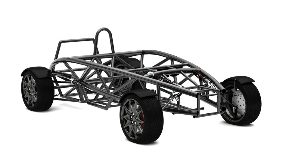 Drag Race Car Grabcad Solidworks