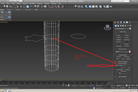 Tutorial 3ds max loft basic 1 grabcad for 3ds max step by step tutorials for beginners