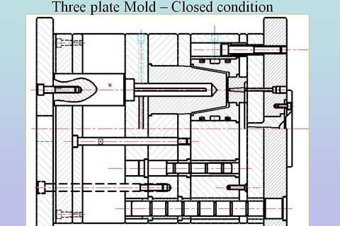 3 Plate Injection Mold Design Related Keywords & Suggestions - 3
