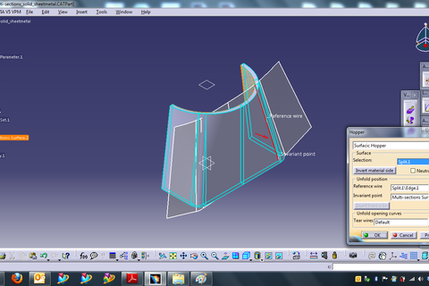 How To Create This Part In Catia V5 Grabcad