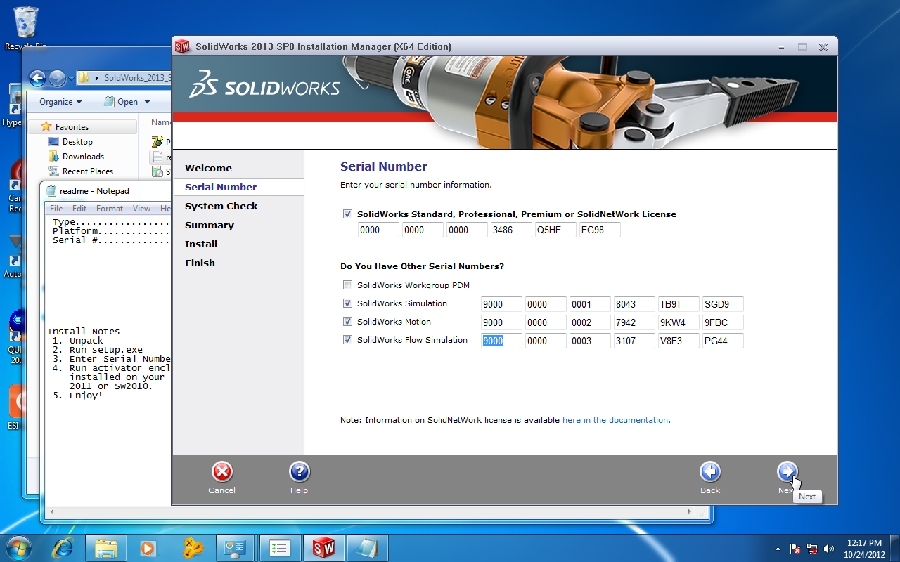 cracked solidworks