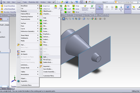 solidworks tutorial step by step pdf